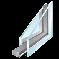vetro camera singolo